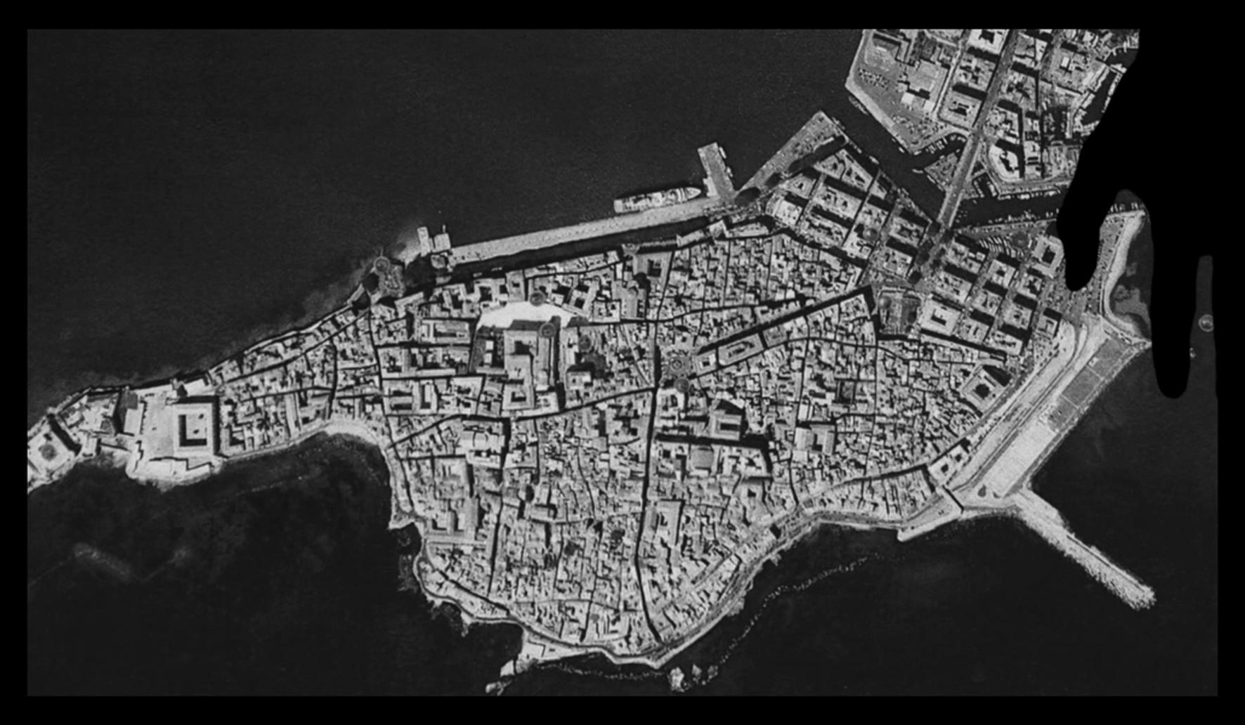Ortigia, núcleo urbano inicial de Siracusa. Imagem: © Silvio Luiz Cordeiro.